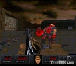 Final Doom ROM (ISO) Download for Sony Playstation / PSX