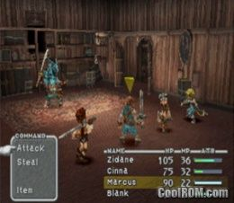Final Fantasy IX (Disc 1) (v1 1) ROM (ISO) Download for Sony