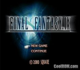 Final Fantasy IX (Disc 3) (v1 1) ROM (ISO) Download for Sony