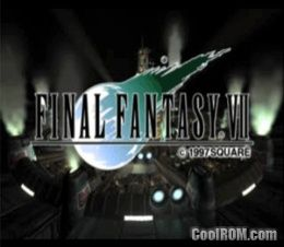 Final Fantasy VII (Disc 1) ROM (ISO) Download for Sony