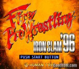 Fire Pro Wrestling G English Patch - starssimae