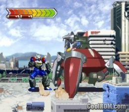 Gear Fighter Dendoh (Japan) ROM (ISO) Download for Sony