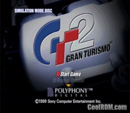 Gran Turismo 2 (Simulation Mode) (v1 2) ROM (ISO) Download