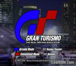 Gran Turismo (v1 1) ROM (ISO) Download for Sony Playstation / PSX