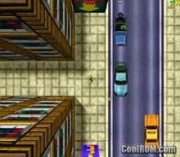Grand Theft Auto ROM (ISO) Download for Sony Playstation / PSX