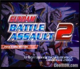 Gundam Battle Assault 2 ROM (ISO) Download for Sony Playstation
