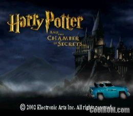 Harry Potter and the Chamber of Secrets (Europe) ROM (ISO) Download on