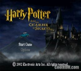Harry Potter And The Chamber Of Secrets Rom Iso Download For Sony