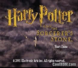 Harry Potter And The Sorcerer S Stone Rom Iso Download For Sony