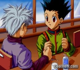 Hunter x hunter maboroshi no greed island japan rom iso play this on your android iphone windows phone voltagebd Gallery