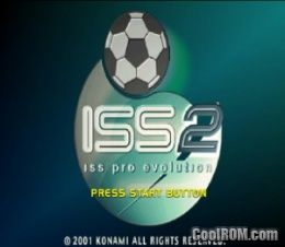 ISS Pro Evolution 2 (Europe) ROM (ISO) Download for Sony