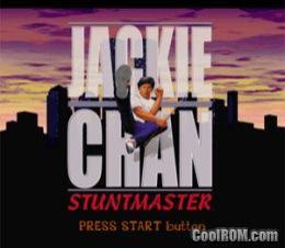 Jackie Chan Stuntmaster ROM (ISO) Download for Sony Playstation