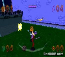 Jersey Devil ROM (ISO) Download for Sony Playstation / PSX