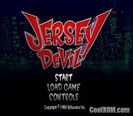Jersey Devil Rom Iso Download For Sony Playstation Psx