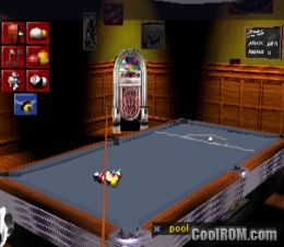 Jimmy White's 2 - Cueball ROM (ISO) Download for Sony