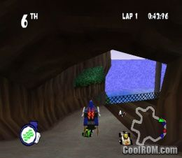 Lego Racers Rom Iso Download For Sony Playstation Psx Coolromcom