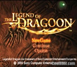 DRAGOON TÉLÉCHARGER ISO OF FR LEGEND