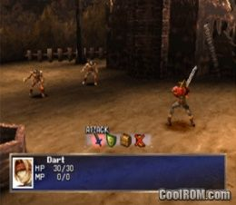 Legend of Dragoon, The (Disc 1) ROM (ISO) Download for Sony