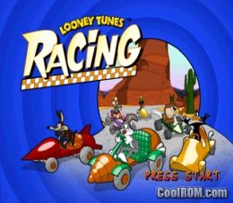 Looney Tunes Racing ROM (ISO) Download for Sony Playstation