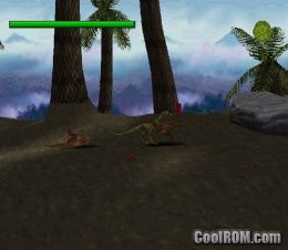 Lost World, The - Jurassic Park ROM (ISO) Download for Sony