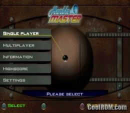 Marble Master ROM (ISO) Download for Sony Playstation / PSX