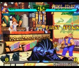 Marvel Super Heroes vs. Street Fighter ROM (ISO) Download ...