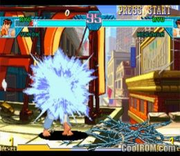 Marvel vs  Capcom - Clash of Super Heroes ROM (ISO) Download for