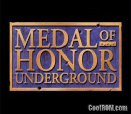 Medal of Honor - Underground ROM (ISO) Download for Sony Playstation