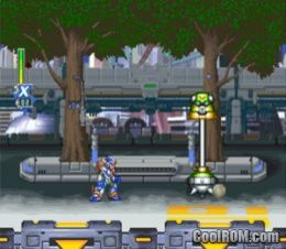 Mega man x5 rom iso download for sony playstation psx for Cool roms