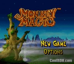 Monkey Magic ROM (ISO) Download for Sony Playstation / PSX - CoolROM com