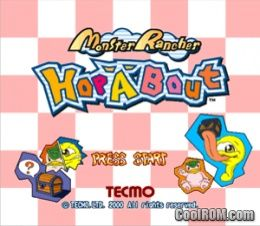 ROMs » Sony Playstation » M » Monster Rancher Hop-A-Bout