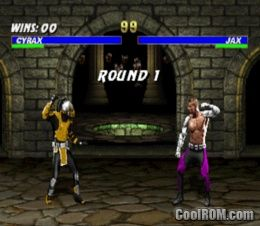 Mortal Kombat 3 (Europe) ROM (ISO) Download for Sony