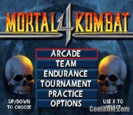 download game psx mortal kombat 4