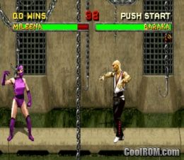 Mortal Kombat II (Japan) ROM (ISO) Download for Sony