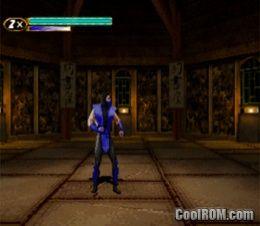 Mortal Kombat Mythologies - Sub-Zero ROM (ISO) Download for