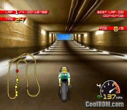 Moto Racer ROM (ISO) Download for Sony Playstation / PSX ...