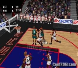 NBA Live 99 ROM (ISO) Download for Sony Playstation / PSX