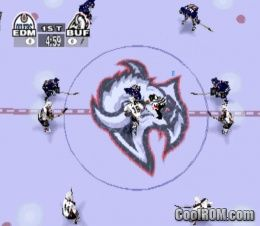 NHL Powerplay 98 ROM (ISO) Download for Sony Playstation