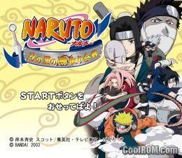 Naruto ps1 ▷ ▷ powermall.
