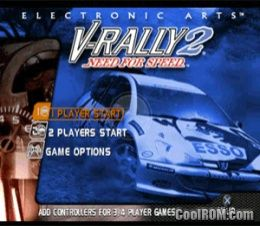 Need for Speed - V-Rally 2 ROM (ISO) Download for Sony