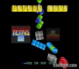 Next Tetris The Rom Iso Download For Sony Playstation