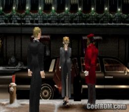 Parasite Eve II (Europe) (Disc 1) ROM (ISO) Download for