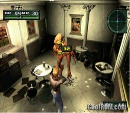 parasite eve 2 iso