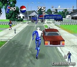 Pepsiman (Japan) ROM (ISO) Download for Sony Playstation / PSX