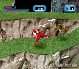 Power Rangers - Time Force ROM (ISO) Download for Sony Playstation ...