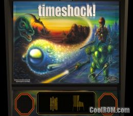 Pro Pinball - Timeshock! ROM (ISO) Download for Sony Playstation