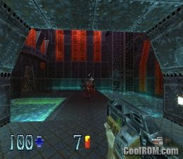 Quake II ROM (ISO) Download for Sony Playstation / PSX