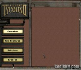Railroad Tycoon II (Europe) ROM (ISO) Download for Sony Playstation