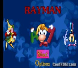 Rayman Brain Games ROM (ISO) Download for Sony Playstation