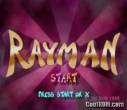 Rayman ROM (ISO) Download for Sony Playstation / PSX